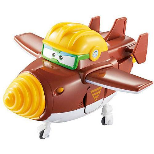 Super Wings TODD Transform Spielzeugfigur Medium