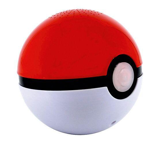 Pokemon POKÉMON Bluetooth-Lautsprecher Pokéball