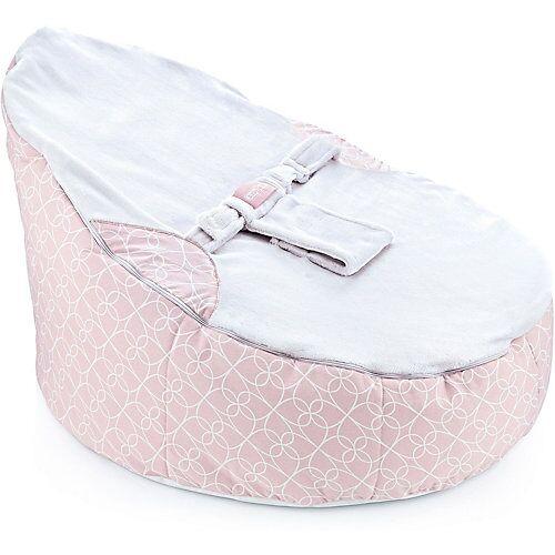 Babyjem Sitz- & Liegesack babyjem mit Gurt, rosa