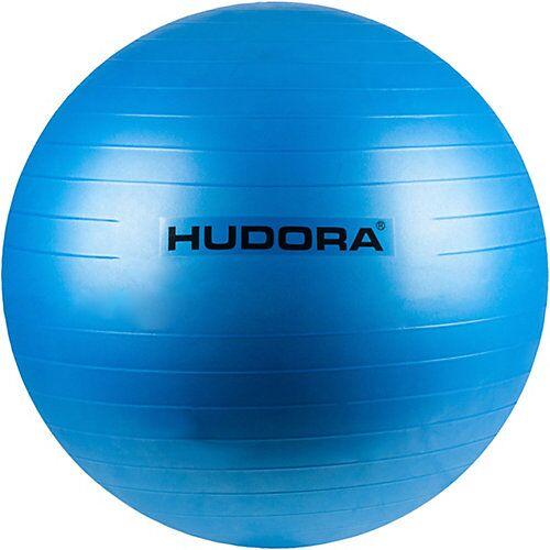 HUDORA Gymnastikball 85 cm blau