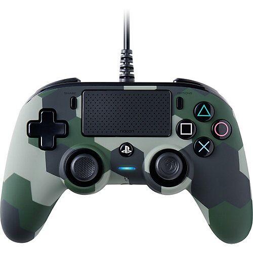 PS4 Controller NACON Color Edition, camo grün