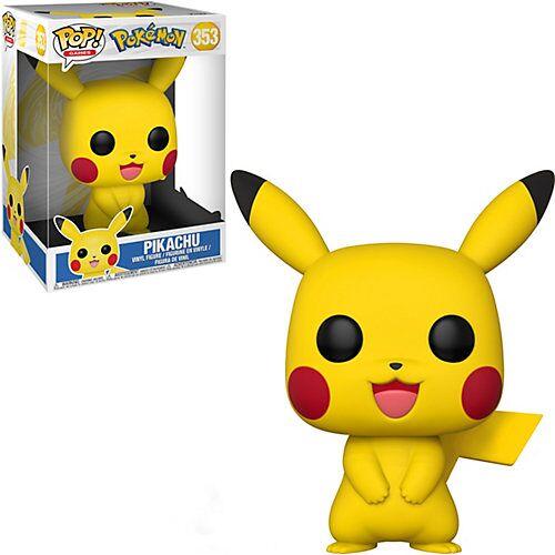 Funko Pop Games - Pokémon S1 - Pikachu, 25 cm