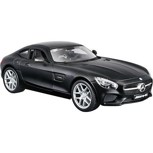 Maisto 1:24 Mercedes AMG GT schwarz