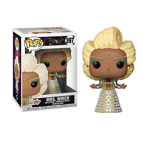 Funko POP! Figur Mrs. Which aus Das Zeiträtsel Actionfiguren farblos