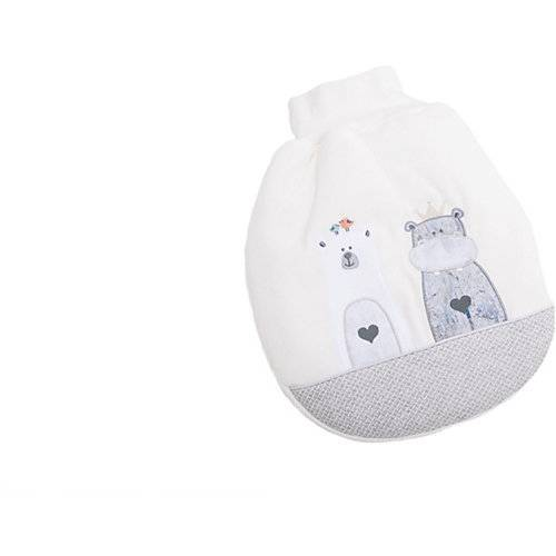Be Be's Collection Strampelsack Odi & Bodi, ecru Jungen Baby