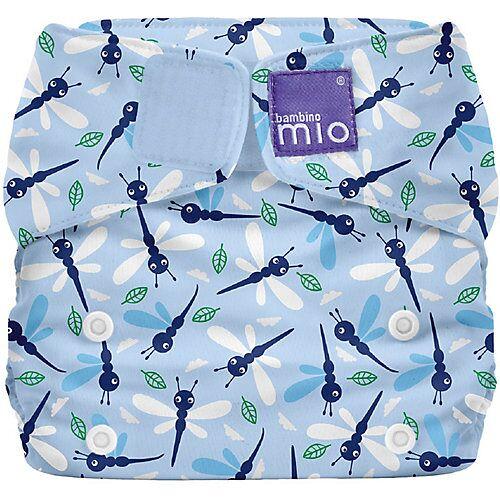 Bambino Mio Stoffwindel Miosolo all-in-one, Libelle im Zwielicht blau