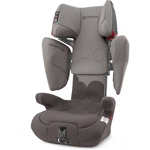 Concord Auto-Kindersitz Transformer Tech, Moonshine Grey grau