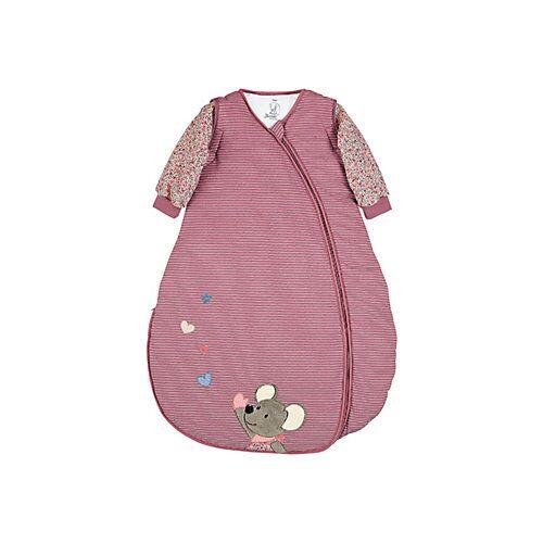 Sterntaler Schlafsack mit Arm 'Mabel' Babyschlafsäcke beere