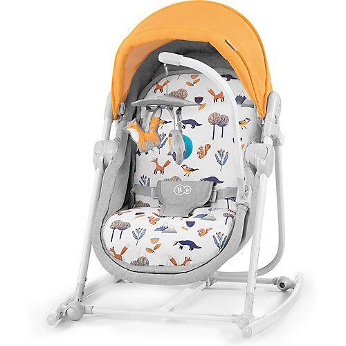 Kinderkraft Babywippe Unimo 2020, 5in1, gelb