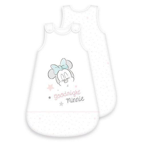 Baby Best® Disney's Minnie Mouse Baby-Schlafsack, 70 cm rosa/weiß
