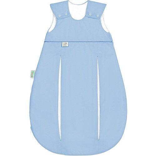 Odenwälder primaklima Jersey-Schlafsack, sky blue blau