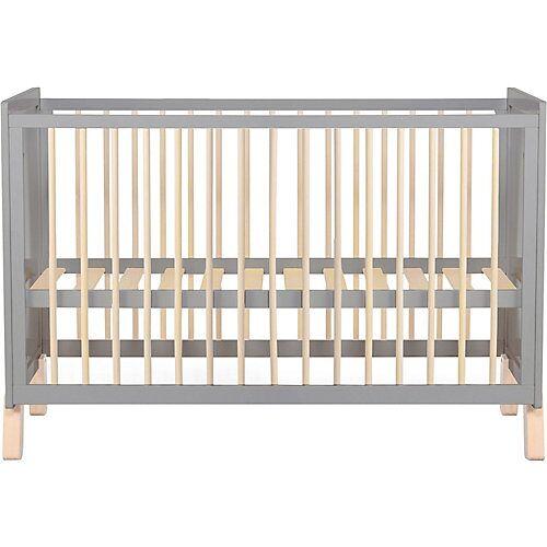 Kinderkraft Kinderbett NICO, grau
