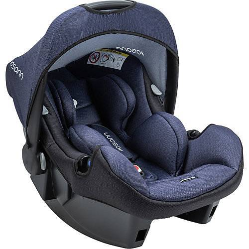 Osann Babyschale BeOneSP TS, Indigo blau