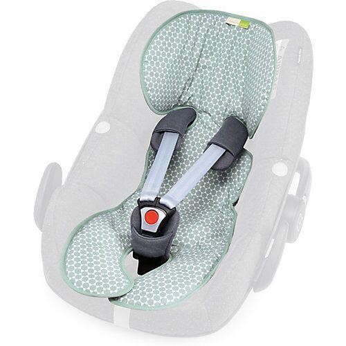 priebes LOLA Sitzauflage Babyschalen - Prisma, mint  Kinder
