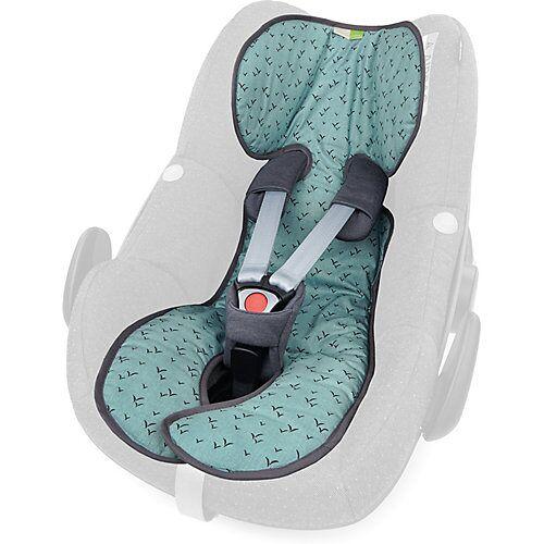 priebes LOLA Sitzauflage Babyschalen - Heide, grün  Kinder