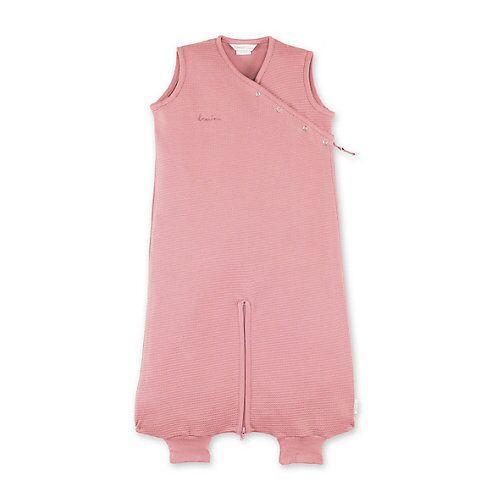 bemini Schlafsack 3-9 Monate Waffle bio tog 1 Babyschlafsäcke rosa
