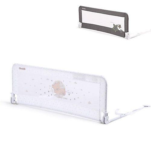 chipolino Bettschutzgitter 130 cm Bettschutzgitter weiß