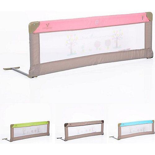 cangaroo Bettschutzgitter 130 x 43,5 cm Bettschutzgitter pink/rosa