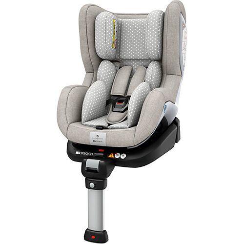 Osann Auto-Kindersitz Fox, bellybutton, Silver Cloud, 2018 silber