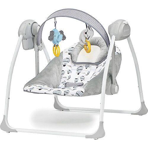 Kinderkraft Babyschaukel Flo, mint