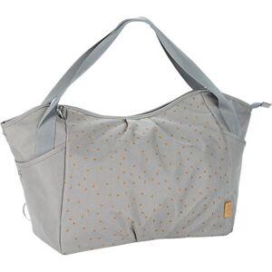 Lässig Zwillings - Wickeltasche Casual, Twin Bag, Triangle Light Grey hellgrau