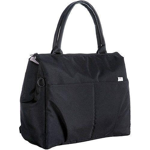CHICCO Wickeltasche Organizer Bag, Pure Black schwarz