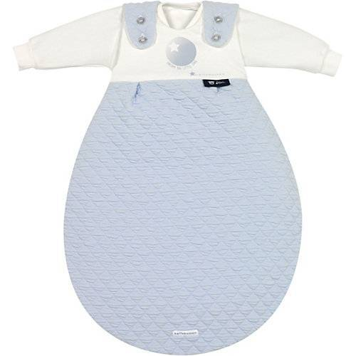 Alvi Schlafsack Baby-Mäxchen bellybutton Edition, Dream blau