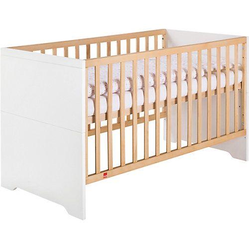 Schardt Kombi-Kinderbett Coco White weiß