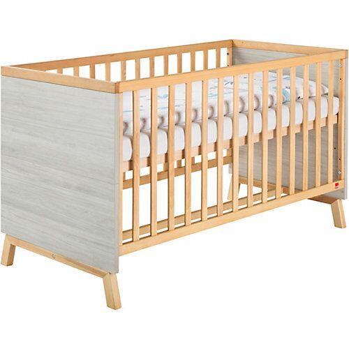Schardt Kombi-Kinderbett Miami Grey grau