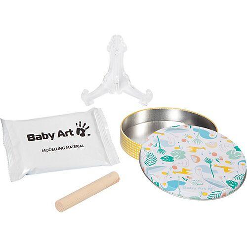 Baby Art Gipsabdruck Magic Box, Tukan bunt