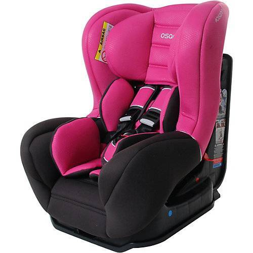 Osann Auto-Kindersitz Safety One, Rose rosa