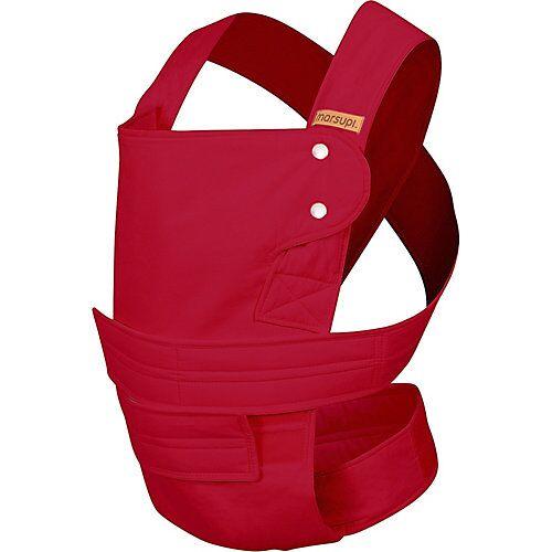 Marsupi Babytrage classic 2.0, S/M rubinrot/ruby red