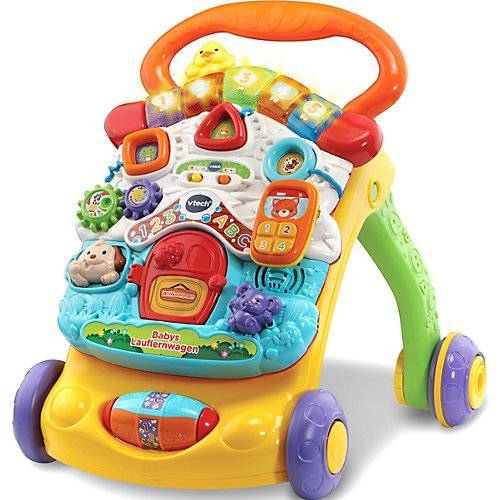 Vtech Babys Lauflernwagen