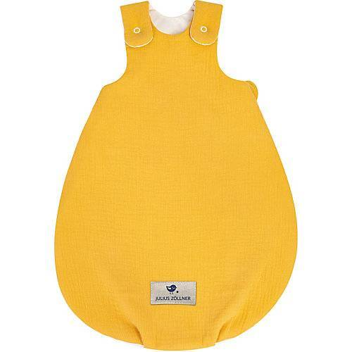 Zöllner Babyschlafsack Terra, 50/56, honig gelb