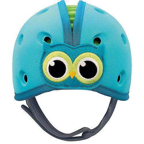 SafeheadBABY REER SHB002 Babyhelm Eule, blau-grün blau/grün