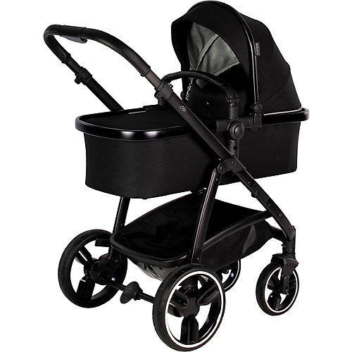 Osann Kombi Kinderwagen Olé, Black schwarz