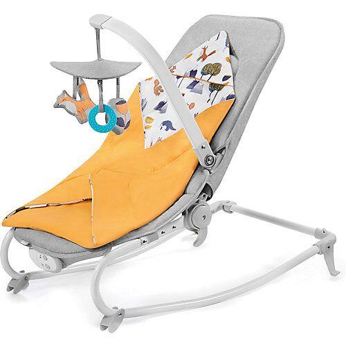 Kinderkraft Babywippe Felio 2020, gelb