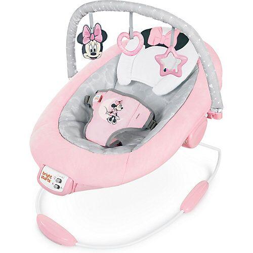 Kids II Wippe - Minnie Maus Blushing Bows pink