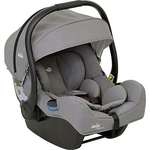 Joie Babyschale i-Gemm 2, Gray Flannel grau