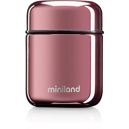 Miniland Thermobehälter Deluxe Mini, rosa, 280 ml