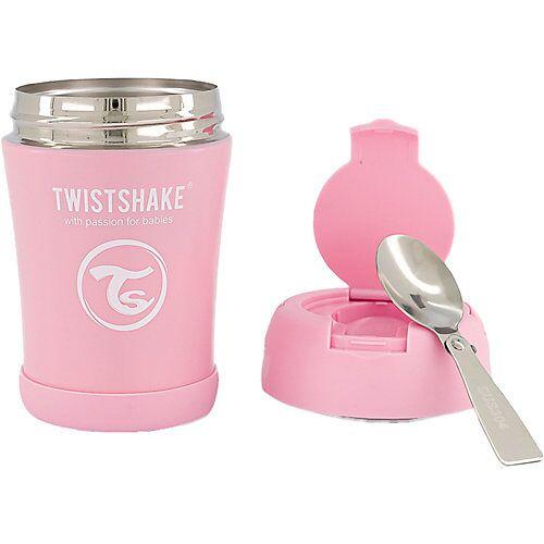 Twistshake Babykostwärmer, 350ml, pink