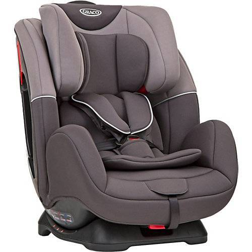 Graco Auto-Kindersitz Enhance, Iron grau