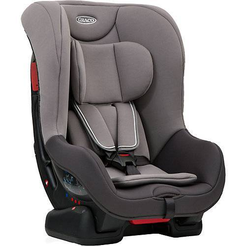 Graco Auto-Kindersitz Extend, Iron grau