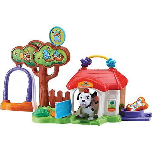 Vtech Tip Tap Baby Tiere - Hundehütte