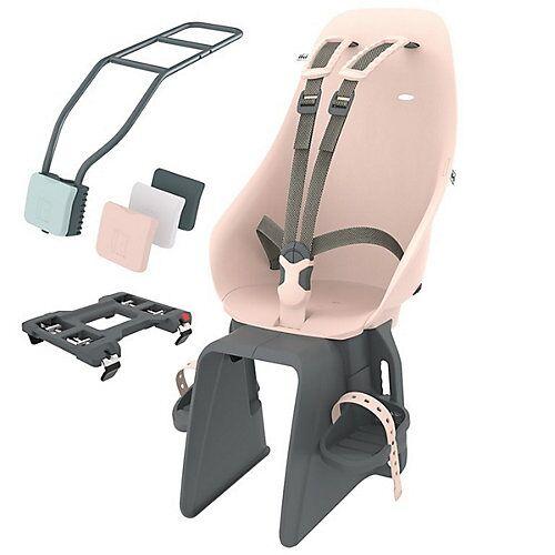 Kindersitz Sitzrohrbefestigung rosa  Kleinkinder