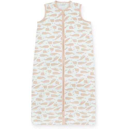 Jollein Sommer-Schlafsack Wal, rosa, 90 cm