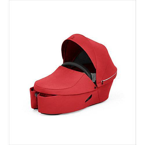 Stokke® Kinderwagenaufsatz XPLORY X, Ruby Red rot