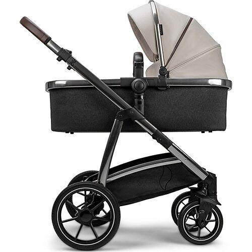 Osann Kombi-Kinderwagen Ole, Elegance schwarz/beige