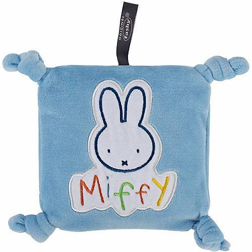 fashy Wärmekissen Rapssamen Miffy aqua