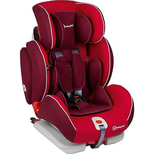 BabyGO Auto-Kindersitz SIRA, bordeaux